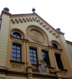 warsawa synagogue